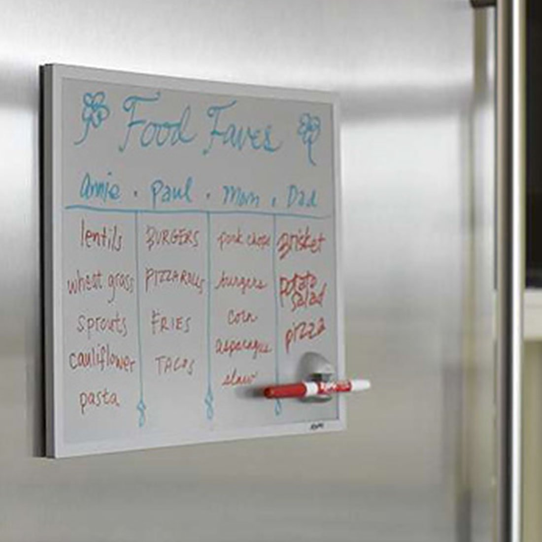 whiteboard-food-menu-hanging-on-refrigerator.jpg