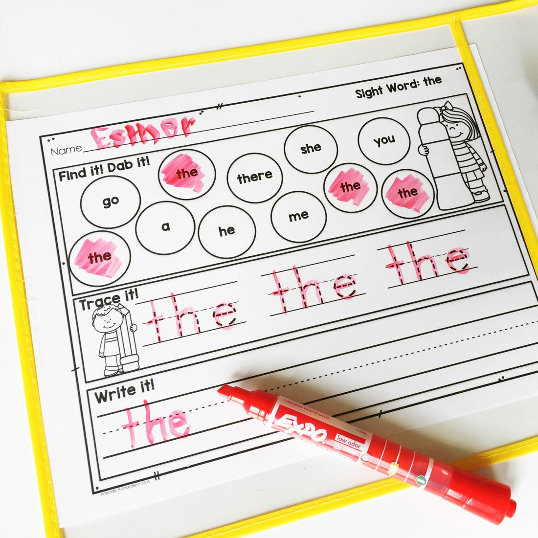 worksheet-completed-in-red-expo-ink-indicator-marker.jpg