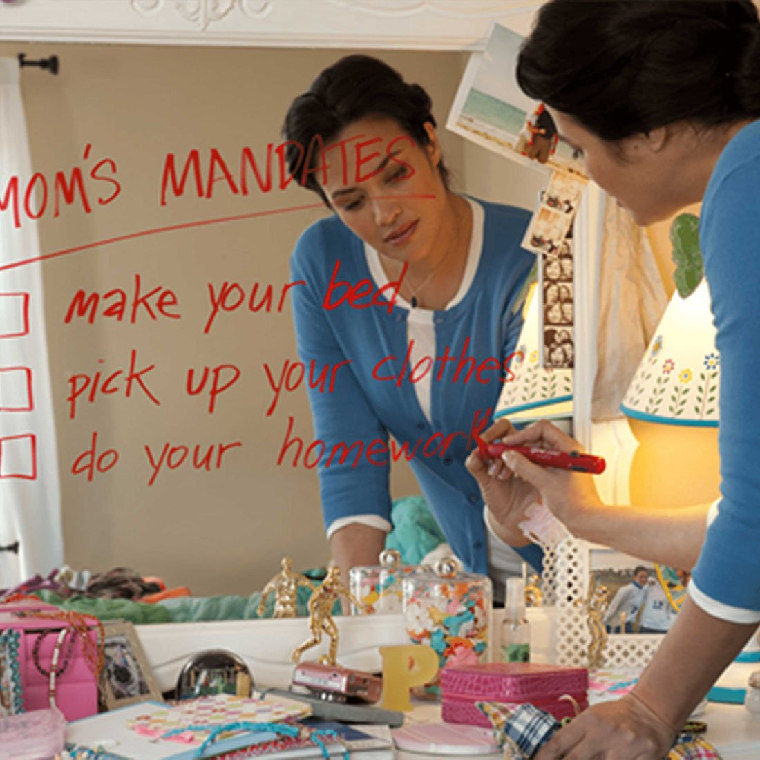 Create Motivational Mirror Notes With EXPO Marker